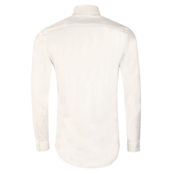 Lacoste Mens White L/S CH5891 Shirt  main image