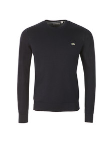 Lacoste Mens Blue AH4888 Crew Neck Jumper