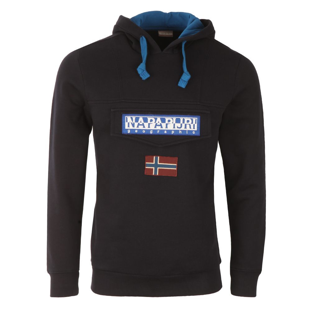 Burgee Hooded Sweat main image