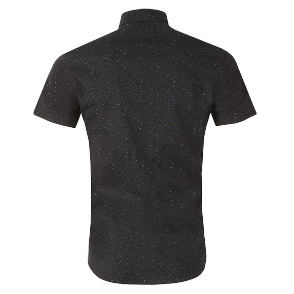J.Lindeberg Mens Blue Daniel Season Stretch Shirt main image