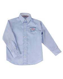 Paul & Shark Cadets Boys Blue Royal Yachting Shirt