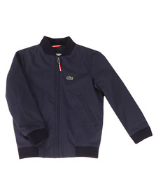 Lacoste Boys Blue BJ2592 Jacket