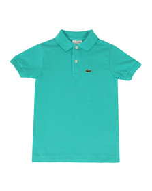 Lacoste Boys Green PJ2909 Polo Shirt