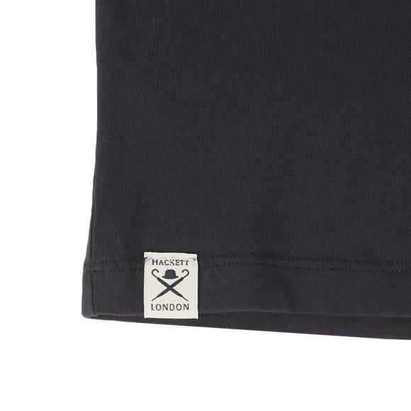 Hackett Boys Blue Boys Logo T Shirt main image