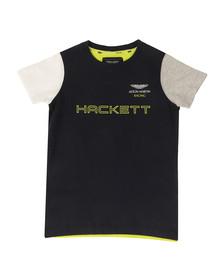 Hackett Boys Blue Boys AMR Multi T Shirt