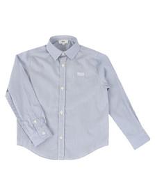 Boss Boys Blue Boys Stripe Shirt