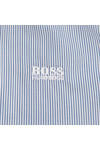 BOSS Bodywear Boys Blue Boys Stripe Shirt