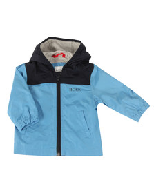 Boss Boys Blue Baby Light Windbreaker