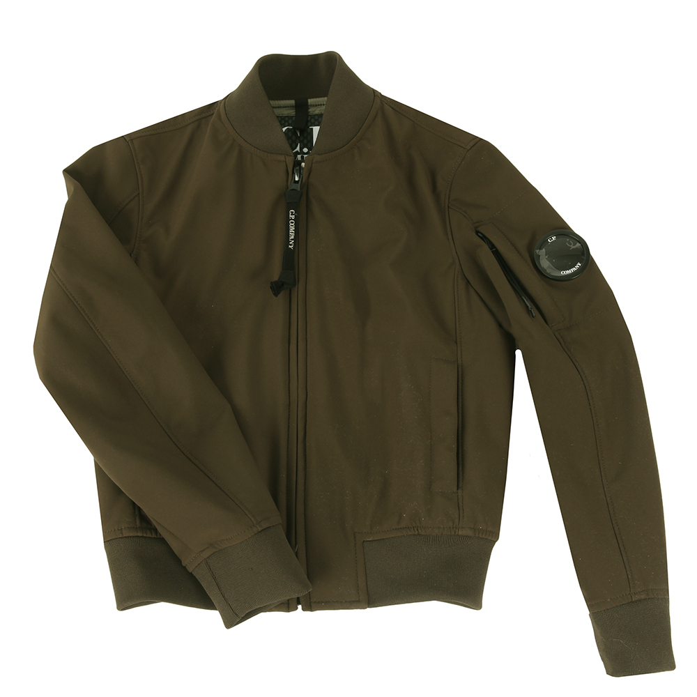 Soft Shell Bomber Jacket main image