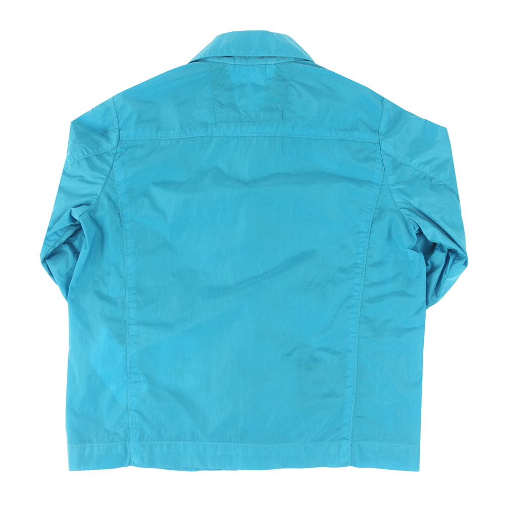 Nylon Chrome Overshirt main image