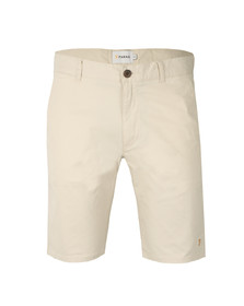 Farah Mens Brown Hawk Chino Short