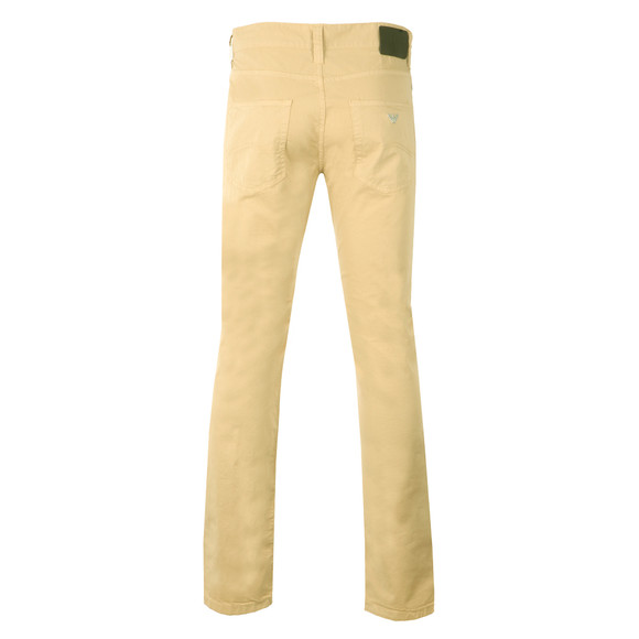 Armani Jeans Mens Beige J15 Trouser main image