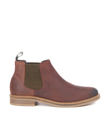 Barbour Lifestyle Mens Brown Penshaw Chelsea Boot