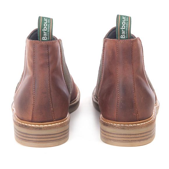 Barbour Lifestyle Mens Brown Penshaw Chelsea Boot main image