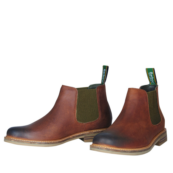 Barbour Lifestyle Mens Brown Penshaw Chelsea Boot main image