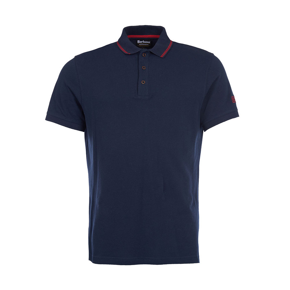 S/S Plain Polo main image