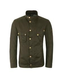Barbour Steve McQueen Mens Green 9665 Wax Jacket