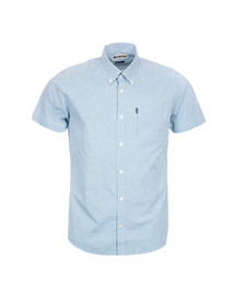 Barbour Lifestyle Mens Green S/S Leroy Shirt