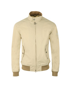 Barbour Steve McQueen Mens Beige Rectifier Jacket