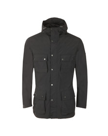Barbour International Mens Blue Drag Jacket