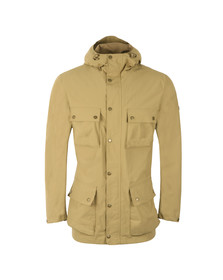 Barbour International Mens Beige Drag Jacket