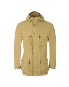Barbour International Mens Beige Drag Jacket