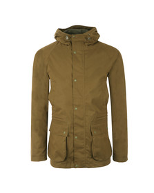 Barbour Lifestyle Mens Green Downpour Jacket