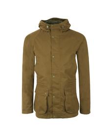 Barbour Lifestyle Mens Green Downpour Jacket