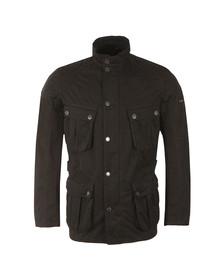 Barbour International Mens Blue Lockseam Casual Jacket