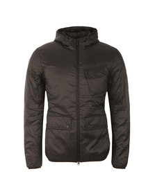 Barbour International Mens Black Catcher Quilt Jacket