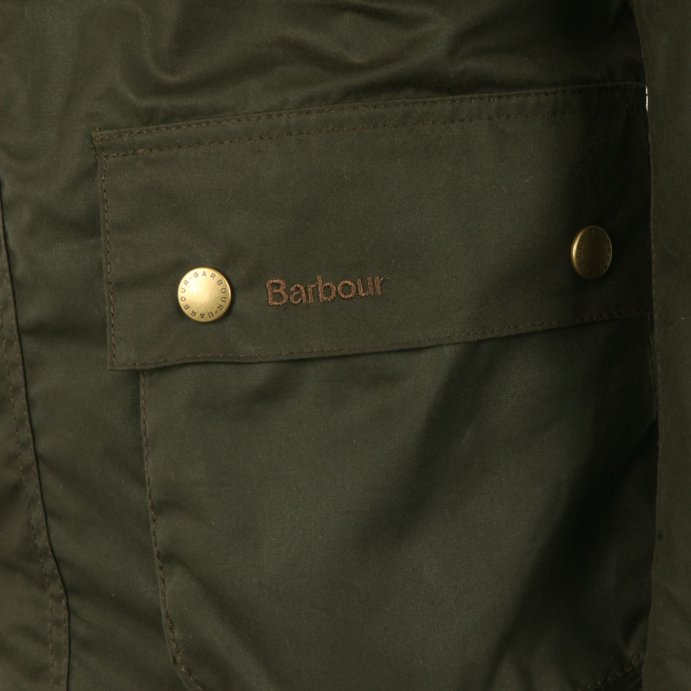 Ashby Wax Jacket main image