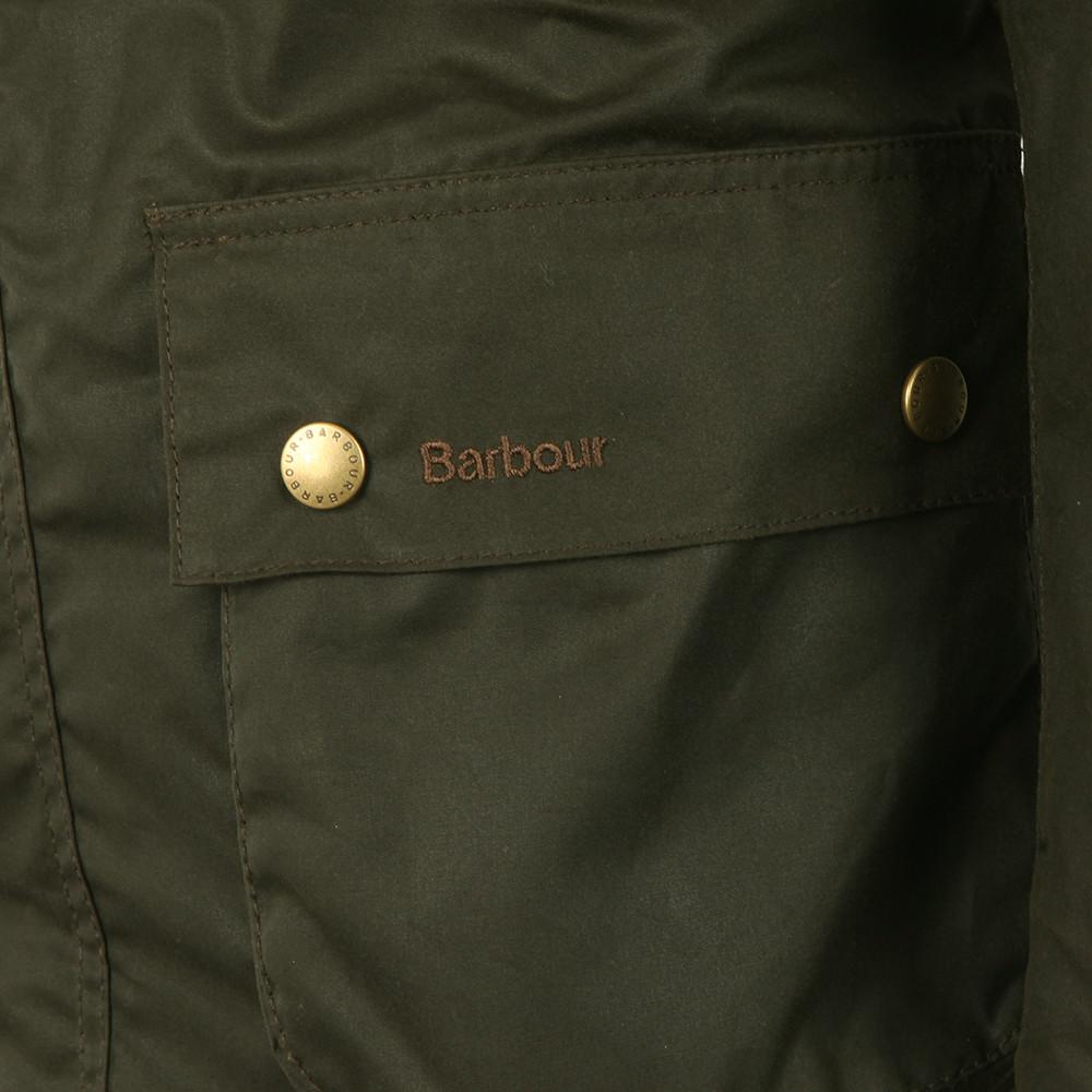 Ashby Wax Jacket main image