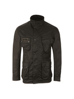 Slim Wax Jacket