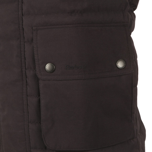 Barbour Sporting  Mens Blue Avocet Quilted Gilet main image