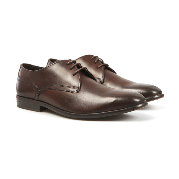 Base London Mens Brown Page Shoe main image
