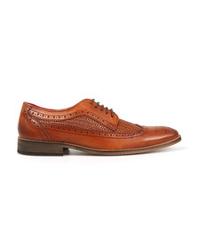 Base London Mens Brown Durham Shoe