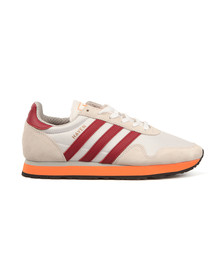 Adidas Originals Mens White Haven Trainers