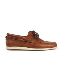 Boss Orange Mens Brown Nydeck Shoe