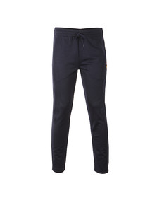 Lyle and Scott Mens Blue Tricot Jogger
