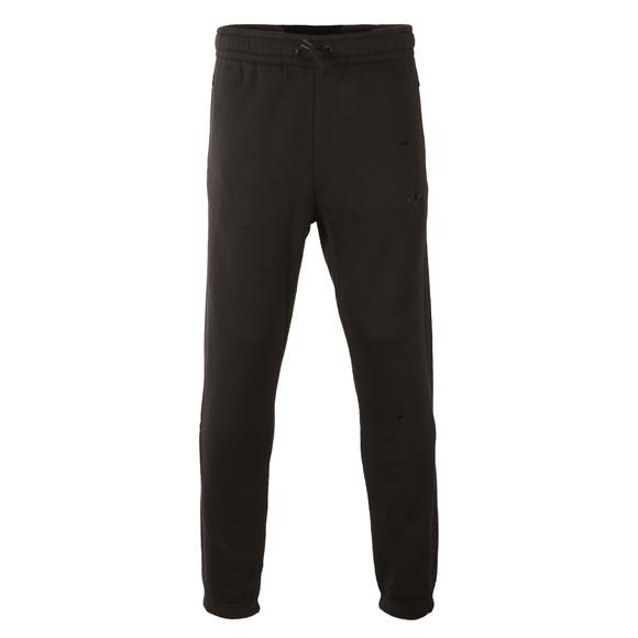Adidas Originals Mens Black Trefoil  Series Jogger main image