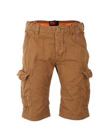 Superdry Mens Brown Core Cargo Lite Short