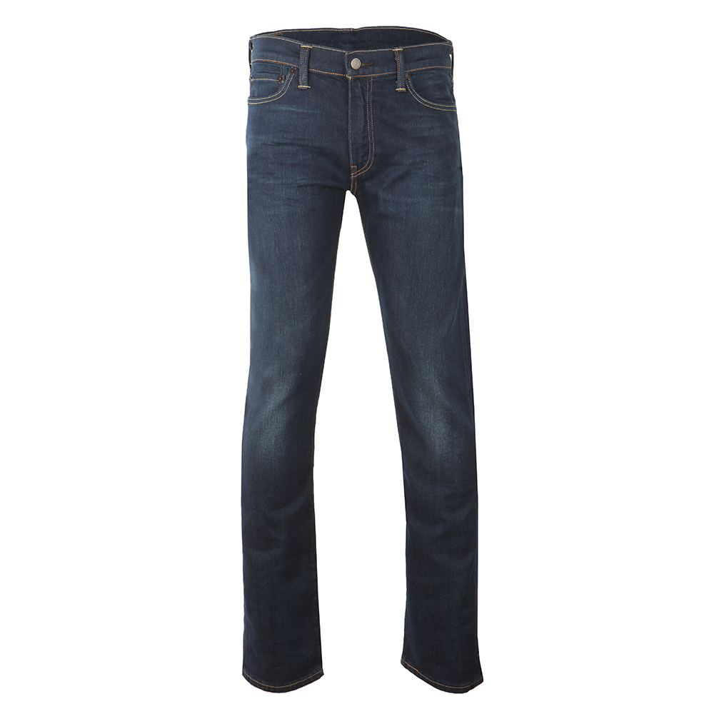 504 Straight Fit Jeans main image