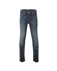 Levi's Mens Blue 511 Slim Fit Jean