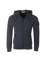 Full Zip Sleeve Badge Hoody