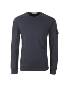 Stone Island Mens Blue Sweat Top