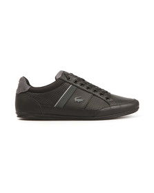 Lacoste Mens Black Chaymon G117 1 Trainers