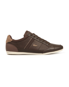 Lacoste Mens Brown Chaymon 117 Trainers