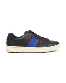 Paul Smith Mens Blue Lawn Trainer