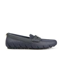 Vilebrequin Mens Blue Marin Slip On Loafer