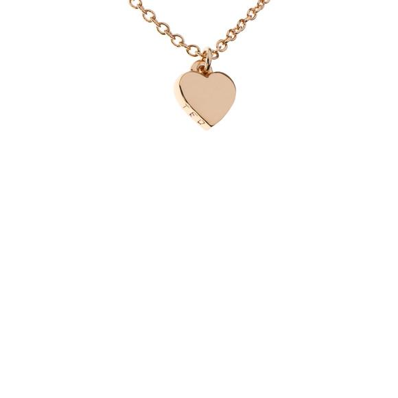 Ted Baker Womens Gold Hara Tiny Heart Pendant main image